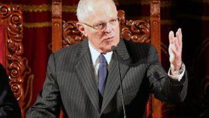 Presidente do Peru diz que não renunciará por conta de pagamentos da Odebrecht