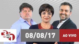 Assista ao 3 em 1 de 08/08/2017