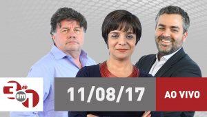 Assista ao 3 em 1 de 11/08/2017