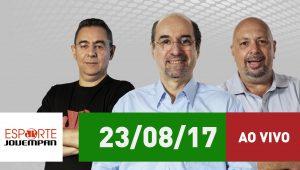 Assista ao Esporte em Discussão de 23/08/17