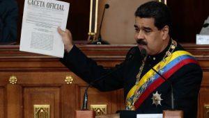 Constituinte venezuelana atuará contra quem não respeitar controle de preços