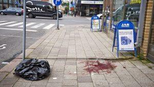 Morre no hospital um dos feridos esfaqueados na Finlândia