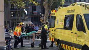 Autor de atentado de Barcelona é morto pela polícia catalã