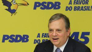 """Tasso admite força de Doria e Alckmin para 2018, mas faz ressalva: """"podem aparecer outros"""""""