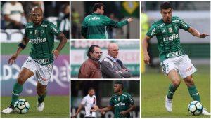 Montagem / Divulgação / Cesar Greco / Agência Palmeiras