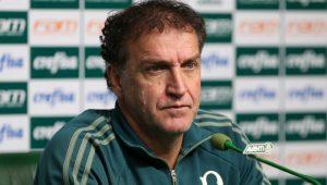 Mau desempenho pesa, e Cuca é demitido do Palmeiras