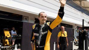 Williams nega acerto com Kubica para a vaga de Massa na F-1