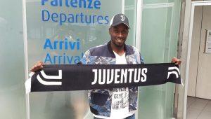 Reprodução / Twitter / Juventus FC