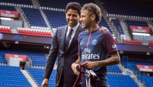 PSG rebate Barça e diz que transferência de Neymar respeitou à lei