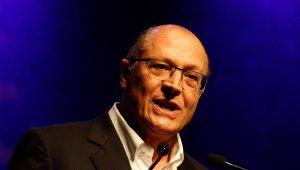 Depois de Doria e Bolsonaro, foi a vez de Geraldo Alckmin ser alvo de ovada em SP
