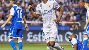 Casemiro marca, Real Madrid domina e bate Deportivo La Coruña com tranquilidade