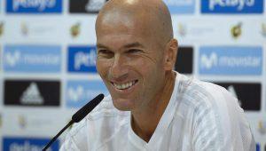 Favorito ao prêmio da Fifa, Zidane diz que não é o melhor técnico do mundo
