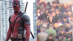 """Equipe de """"Deadpool 2"""" faz minuto de silêncio para dublê morta no set"""