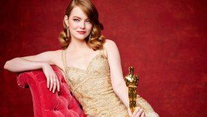 Emma Stone é a atriz mais bem paga do mundo em 2017