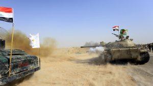 Iraque lança ofensiva para retomar cidade do Estado Islâmico