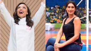 Acusada de plagiar sobremesa, Michele se defende e recebe apoio de Paola