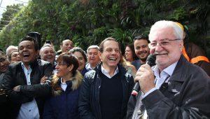 Licenciamentos e arranjo político derrubaram secretário de Doria