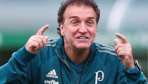 Olha qual é o valor da multa de Cuca no Palmeiras!