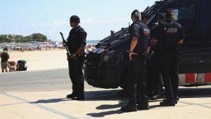 Polícia intensifica controles na fronteira entre França e Espanha