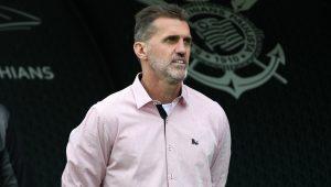 Vagner Mancini se desculpa com Corinthians após áudio vazado