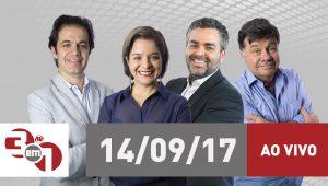 Assista ao 3 em 1 de 14/09/2017