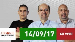 Assista ao Esporte em Discussão de 14/09/17