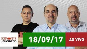 Assista ao Esporte em Discussão de 18/09/17