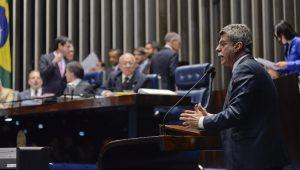 Plenário do Senado realiza votação simbólica sobre a proposta do Fundo Eleitoral de Campanha