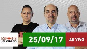 Assista ao Esporte em Discussão de 25/09/17