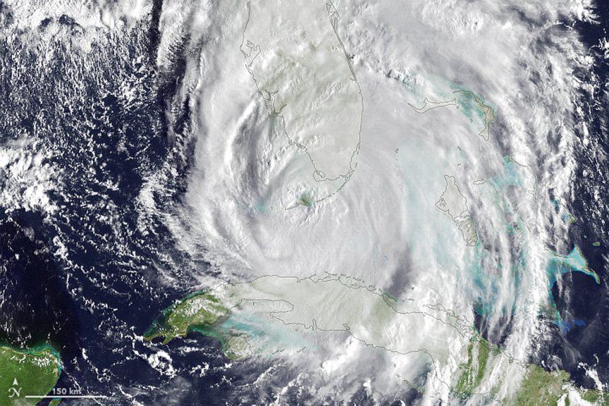 EFE/EPA/NASA Earth Observatory