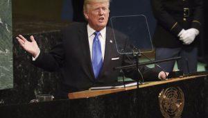 """Parabenizo China pela """"tremenda medida"""" sobre a Coreia do Norte, diz Trump"""