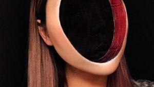 Incrível! Artista cria maquiagens assustadoras com ilusão de ótica