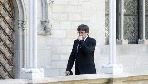 Presidente do Governo da Catalunha mantém referendo separatista para 1º de outubro