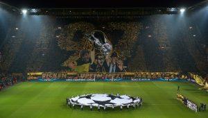Futebol Liga dos Campeões Borussia Dortmund