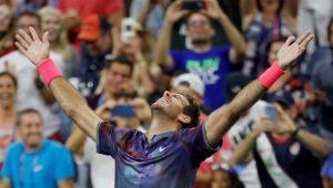 "Del Potro volta ao ""top-20"" do ranking da ATP após mais de 3 anos"