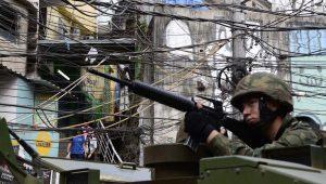 Forças Armadas seguirão na Rocinha após prisão de traficante Bob do Caju