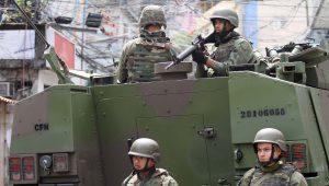Após disparos na madrugada, mais tiros são ouvidos na Rocinha na tarde deste sábado