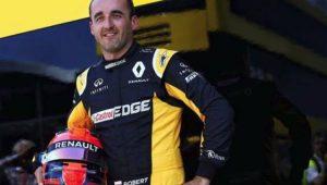 Williams confirma Kubica em teste após GP de Abu Dhabi