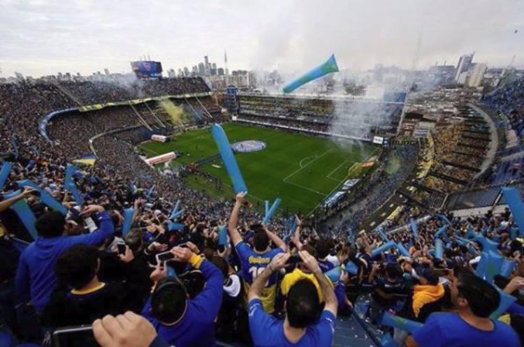 Reprodução / Instagram / Boca Juniors