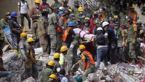 No México, sobe para 324 número de mortos em terremoto