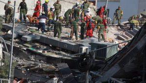 Governo mexicano já contabiliza 305 mortos no terremoto de 19 de setembro