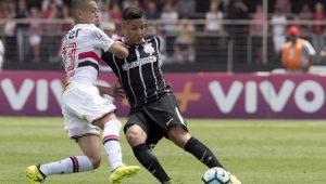 Corinthians encaminha acerto com patrocinador master