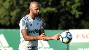 Após papo, Galiotte revela compromisso de Felipe Melo: ser campeão no Palmeiras