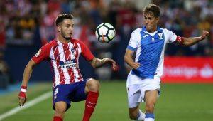 Futebol Campeonato Espanhol Atlético de Madrid