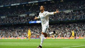 CR7 supera Neymar e é eleito o melhor da rodada na Champions por torcedores