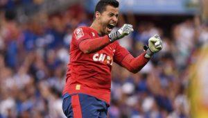 Fábio destaca força da torcida para Cruzeiro superar Fla e vencer Copa do Brasil