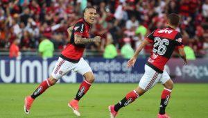 """Guerrero garante que Flamengo está com """"sangue nos olhos"""" para final"""