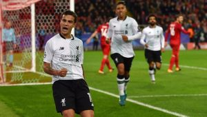 Futebol Liverpool Philippe Coutinho