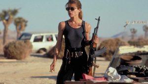 """Linda Hamilton estará em novo """"Exterminador do Futuro"""""""