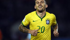 Lucas Lima no Palmeiras em 2018? Detalhes da negociação!